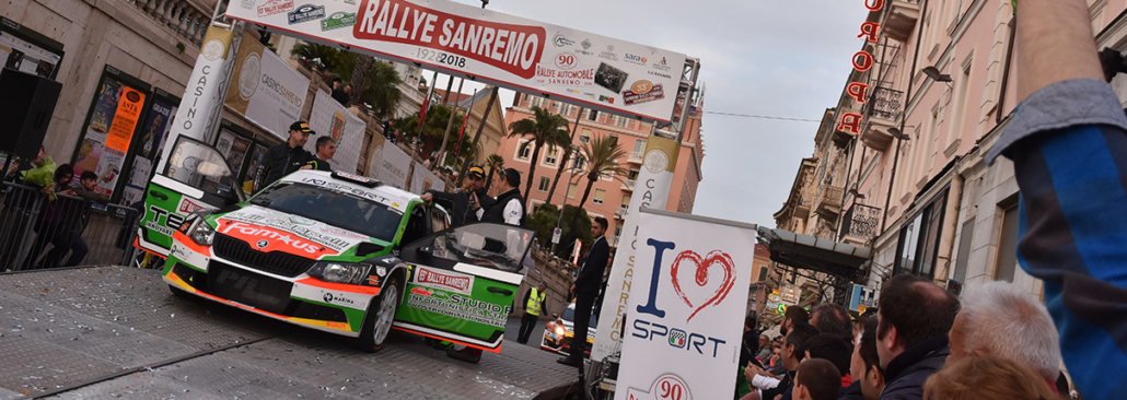 66th Rallye Sanremo: the countdown has started