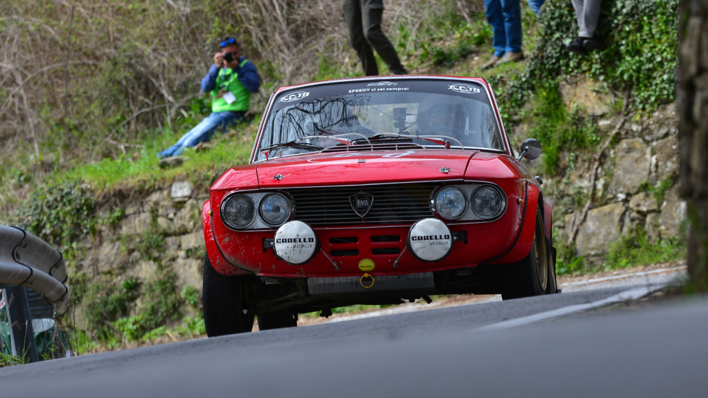 34th Rallye Sanremo Historic: the countdown has started